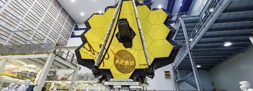 Sprint final pour le télescope Webb