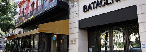 Procès du 13-Novembre: avec les otages des terroristes dans un couloir du Bataclan