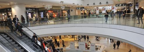 Les centres commerciaux à leur niveau d'avant crise