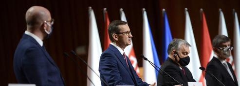 Le bras de fer entre l'UE et la Pologne risque d'aggraver la fracture avec le groupe de Visegrad