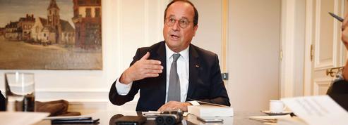 Présidentielle: François Hollande veut provoquer un choc à gauche