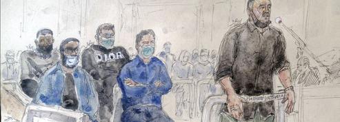Procès de l'«affaire de la sextape»: Benzema absent, Valbuena confesse s'être «senti en danger»