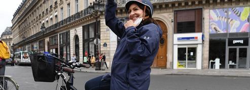 Vélo: Anne Hidalgo veut un Paris «100% cyclable»