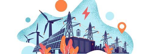 Les énergies vertes se frayent une place au soleil