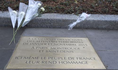 Les dix-sept victimes des attentats de janvier 2015