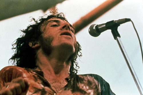Joe Cocker a livré une performance de haute volée à Woodstock