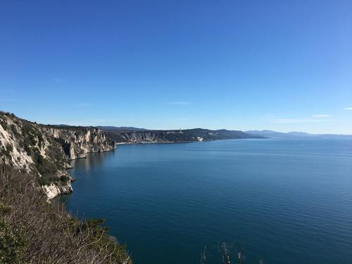 Le lycée Adriatic UWC offre une vue sur le Golfe de Trieste.
