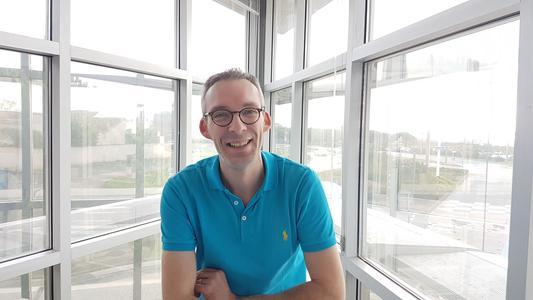Raphaël Bondu est le responsable des admissions de l'EIGSI LaRochelle.