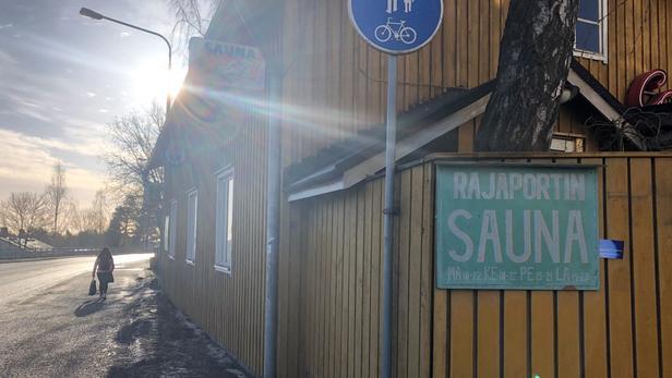 Le sauna de Rajaporti, à Tampere, est le plus vieux sauna public de Finlande.