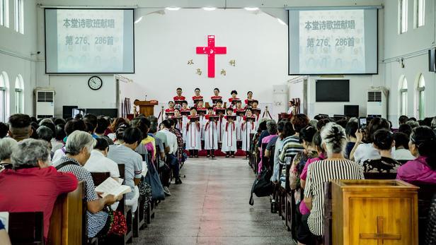 Си Цзиньпин хочет переписать Библию, чтобы адаптировать её к линии коммунистической партии