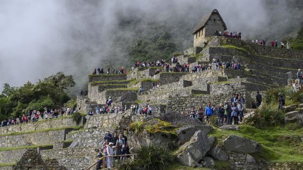 La fréquentation de la célèbre citadelle inca du Pérou a triplé depuis le début des années 1990.
