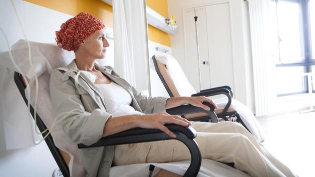 Chimiothérapie: un médicament pour faire disparaître la nausée