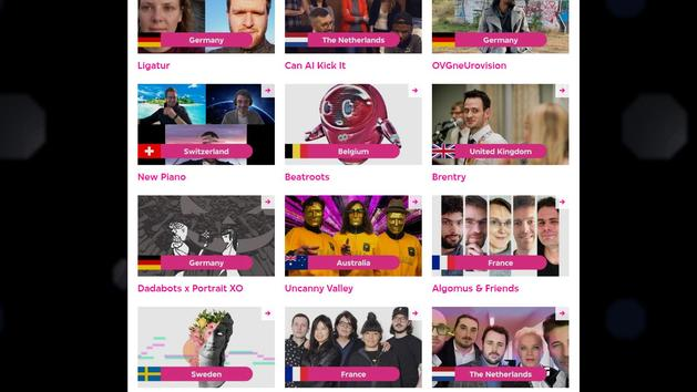 Des chercheurs en intelligence artificielle organisent leur Eurovision 2.0