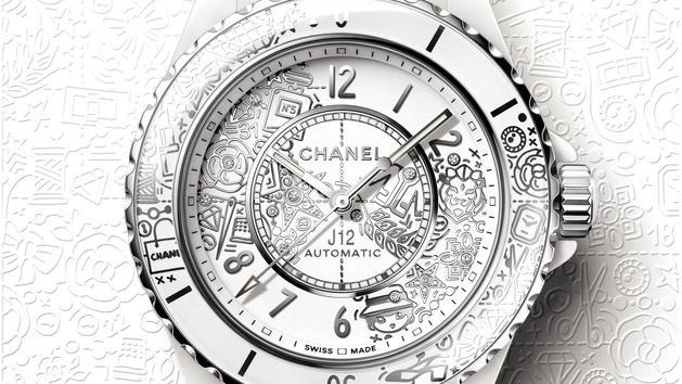 La Chanel J12 fête ses vingt ans