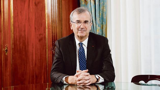 La Banque de France appelle à des fusions bancaires