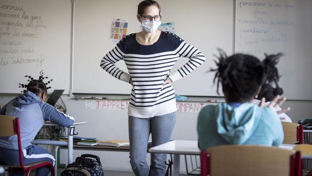 Pourquoi seule la moitié des enseignants a regagné les classes