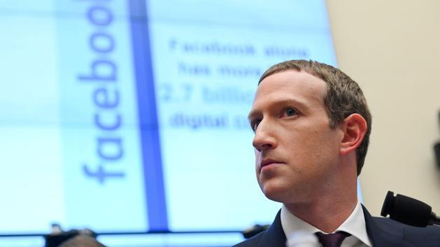 La colère gronde chez Facebook