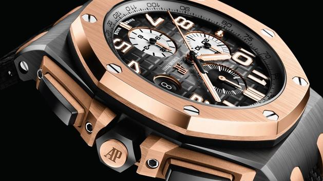 Royal Oak Offshore, noces de céramique