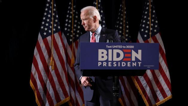 Joe Biden, candidat par défaut
