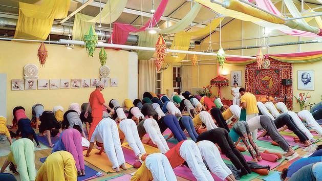 Les inquiétantes dérives du centre de yoga Sivananda
