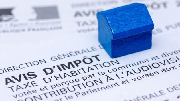Taxe d?habitation, c...