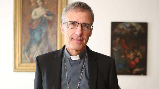 Mgr Olivier de Germay, nouvel archevêque de Lyon