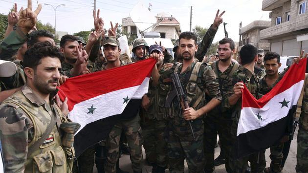 Le retour de Bachar au Kurdistan syrien