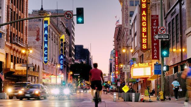 (Re)découvrir Los Angeles, en pleine effervescence artistique