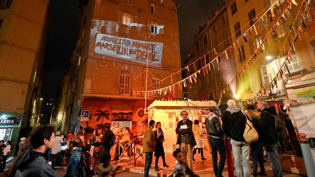 Marseille: un an après les effondrements, la peur rôde toujours dans le quartier Noailles - Le Figaro