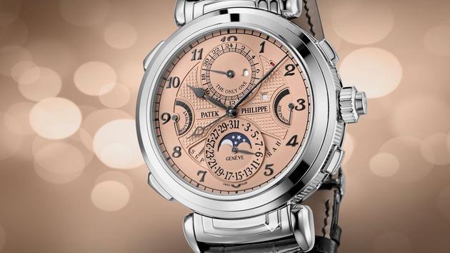 28 millions d'euros pour la montre-bracelet la plus chère du monde
