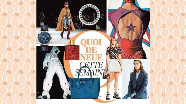 Chanel, Vuitton, Versace, Diesel... Les nouveautés de la semaine