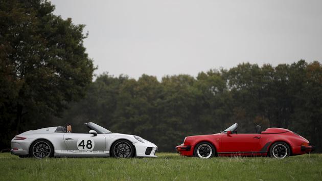 Porsche 911 Speedster, une appellation contrôlée