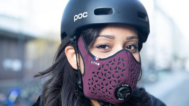 masque anti pollution coronavirus