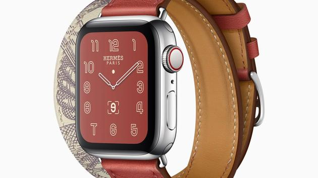 L'Apple Watch plus forte que toute l'horlogerie Swiss Made