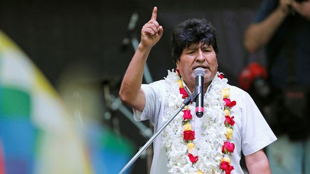 En Bolivie, le contestable engagement écologique de l'ex-président Evo Morales