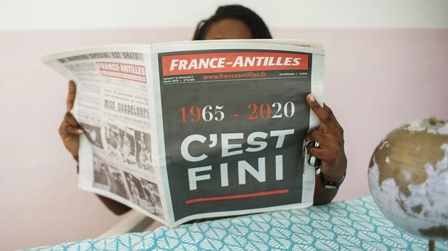 Xavier Niel à la rescousse de «France-Antilles»