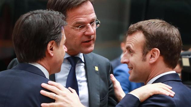 Budget européen: les «dépensiers» affrontent les «radins»