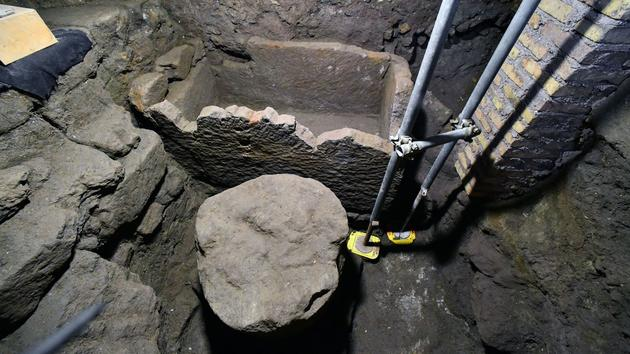 Des fouilles auraient mis au jour le tombeau de Romulus, fondateur de Rome