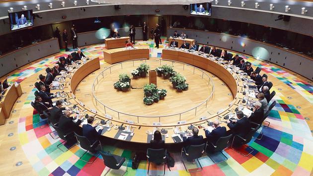 Le budget européen dans l'impasse