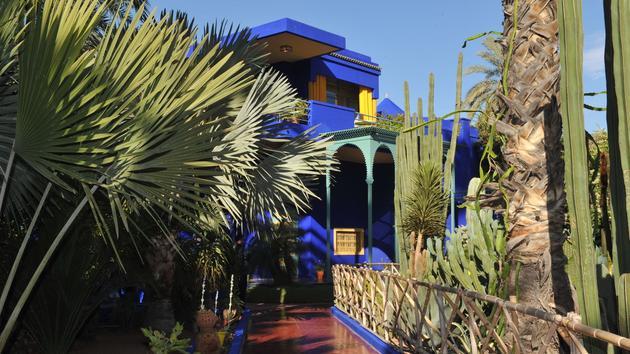 Que visiter à Marrakech, de Majorelle au Jardin secret