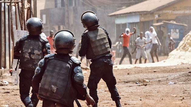 Effervescence en Guinéeà la veille des législatives