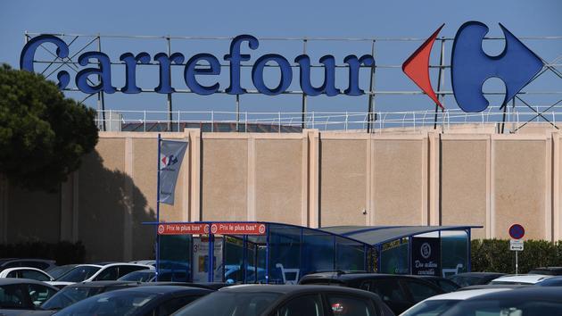 Sanctionné par Bercy, Carrefour va se retourner contre cinq fournisseurs