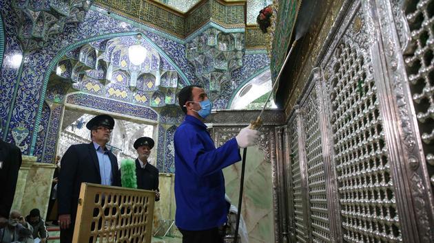 Coronavirus: l'Iran dépassé par la propagation du virus
