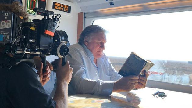 Gérard Depardieu, en Ouzbékistan, sur les chemins de son cœur