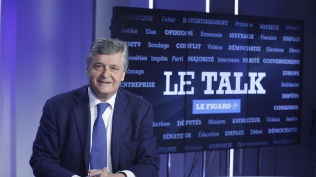 Nicolas Forissier: à LR, «la mécanique est repartie»