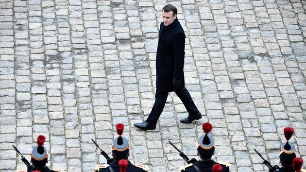Guillaume Tabard: «Macron, à la recherche d'une identité de gauche perdue»