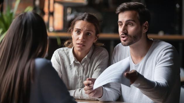 Être aisé ne suffit pas forcément pour obtenir un crédit immobilier