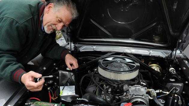 Covid-19: prendre soin de son auto pendant le reconfinement