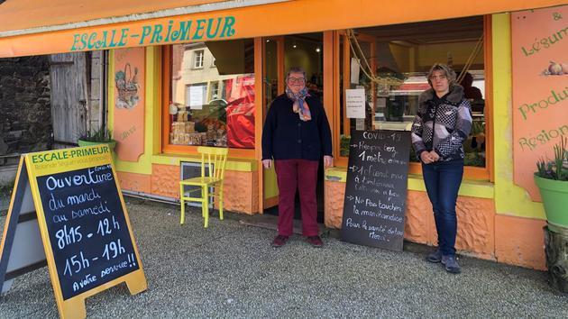 Coronavirus: en Mayenne, la peur de tout perdre