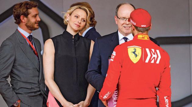 Albert II de Monaco: «L'atmosphère indescriptible du Grand Prix va me manquer»